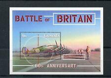 Grenada 2000 MNH seconda guerra mondiale Battaglia d'Inghilterra sessantesimo IV S / S i Hawker Hurricane STAMPS