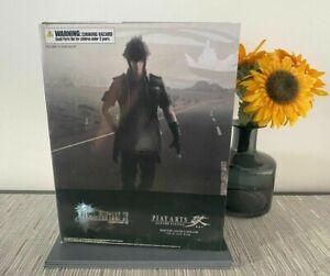 Final Fantasy XV 15 Noctis Play Arts Kai Action Figure Boxed