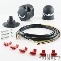 STEINHOF Elektrosatz E-satz Kabelsatz Universal 7-polig für Anhängerkupplung AHK
