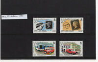 (GB383) St Helena - 1990 International Stamp Exhibition STAMP WORLD LONDON MNH