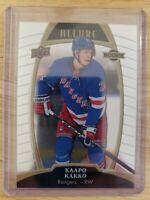 2019-20 Upper Deck Allure ROOKIE Kaapo Kakko  New York Rangers Card #99