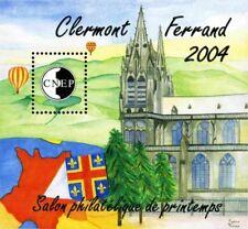Bloc CNEP 40 - Salon Philatélique de Printemps - Clermont Ferrand - 2004
