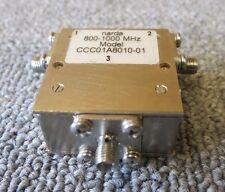 Narda West CCC01A8010-01 Circulador 800-1000 MHz