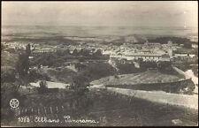 cartolina ALBANO LAZIALE  panorama FOTOGRAFICA