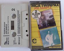 Joe Sample....Carmel & Rainbow Seeker.......MCA TwinPax Cassette Album