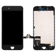 Vetro Touch screen con Display LCD originale già assemblato PER iPhone 7 NERO