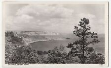 Dorset; Swanage, Peveril Point RP PPC 1960 PMK, By Photochrom