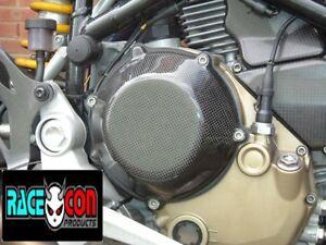 Ducati carbon fibre enclosed clutch cover dry clutch 749 999 s