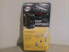 NEW Danco 10042 Microban Curved Soap Dispenser, Oil Rubbed Bronze