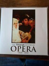 The Telegraph History Of Opera (1820-1831) CD