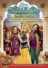 Disney Channel Family Movies (Video): The Cheetah Girls : One World (2011, DVD)