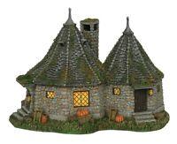 Dept 56 Harry Potter Village- Hagrid's Hut New in sealed box- ships free