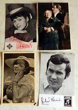Schauspielerpostkarten