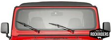 Replacement Front Windshield Glass to fit 1987-1995 Jeep Wrangler Yj