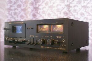 Wega JPS-350C aka Sony TC-188SD Vintage Kassettendeck -SERVICED- Gewährleistung