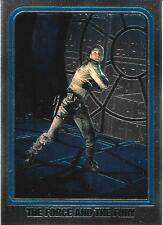 1999 Topps Star Wars Chrome Archives #56 The Force And The Fury > Luke Skywalker