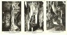 1 au choix GROTTES de Betharram Pyrénées CP cartes postales TBE
