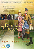 Ethel & Ernest DVD (2017) Roger Mainwood cert PG ***NEW*** Fast and FREE P & P