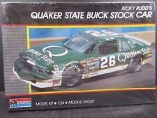 Monogram Ricky Rudd's #26 Quaker State Buick Stock Car Model Kit #2786