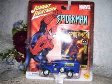 JOHNNY LIGHTNING SPIDER-MAN AMBULANCE MIP