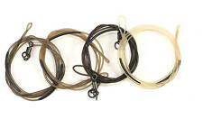 Korda Ring Swivel Leader 1m Silt / Carp Fishing