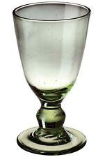 Biedermeier Weinglas, Lauscha, Waldglas, NEU OVP