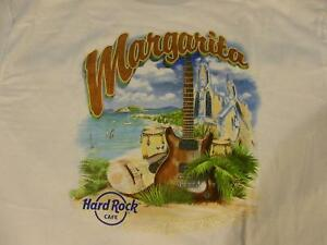 HARD ROCK CAFE MARGARITA CITY T-SHIRT size XL or XXL