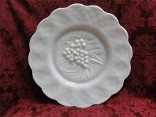 "Imperial Glass Heavy Grape Milkglass: Service Plate (s) 11"""