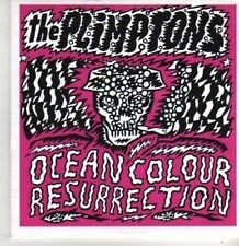(BR59) The Plimptons, Ocean Colour Resurrection - DJ CD