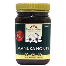 Nelson Honey 30+ Manuka Honey 500 g