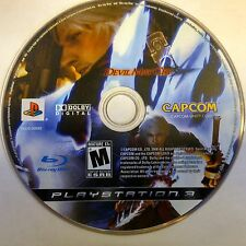 DmC 4 : Devil May Cry 4 (Sony PlayStation 3, 2013) DISC ONLY 5859