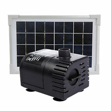 Aquapro AP300SP SOLAR PUMP & PANEL KIT 300L/HR with Adjustable Flow Controller