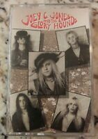 Joey C. Jones And The Glory Hounds - Self Titled Cassette Tape Hard Rock 1993