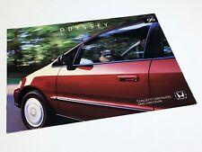 1996 Honda Odyssey Brochure - French