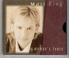 (HI276) Matt King, A Woman's Tears - 1998 CD