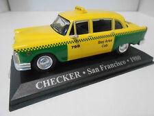 1/43 Checker Taxi San Francisco 1980 car model diecast IXO new unopened