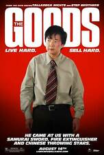THE GOODS: LIVE HARD, SELL HARD Movie POSTER 11x17 E Will Ferrell Ed Helms
