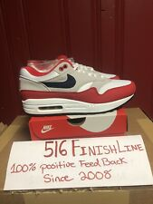 NIKE AIR MAX 1 USA QUICK STRIKE 4TH OF JULY EDITION ~ BETSY ROSS FLAG ~