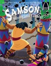 Arch Books: Samson, Strong and Faithful by Michelle Medlock Adams (2015,...