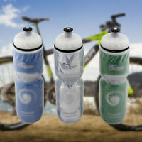 710ml Portable Outdoor Insulated Water Bottle Bicycle Cycling Sports Cup Beamy