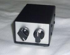 Passiver Balance Vorverstärker, Passiv Balance Preamp, Alps Poti, Pegel Steller