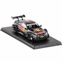 1:43 BMW M4 DTM 2017 Marco Wittmann Die Cast Modellauto Spielzeug Model Sammlung