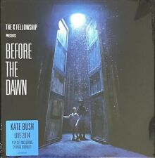 KATE BUSH - BEFORE THE DAWN - Live 2014 - 4 x LP VINYL BOX - New & Sealed