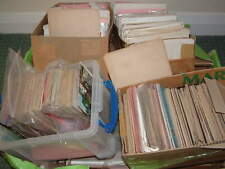 OLD Vintage POSTCARDS Collection UK Foreign Topographical JOB LOT Bulk All Era's