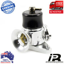 iPR Dual Port Blow Off Valve BOV (BLACK) Suits Subaru WRX STI FORESTER GT XT
