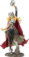 Lady Thor Ragnarok Shunya Yamashita Girl 1/8 Unpainted Figure Model Resin Kit