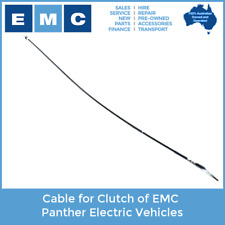 Cable for Clutch of EMC Panther Electric Vehicles
