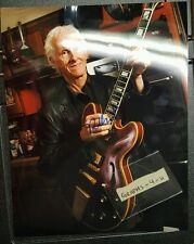 Robby Krieger Signed The Doors Autograph COA 11x14 j