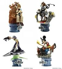 Square Enix Disney Kingdom Hearts II Formation Arts Vol.2 Riku Mickey Sora Roxas