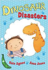 Dinosaur Disasters (Green Bananas), New, Agnew, Kate Book